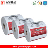 SGS Good Quality Printed Thermal Cash Register Paper Roll