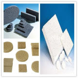 Good Stable Sic/Al2O3/Zirconia Ceramic Foam Filter for Foundry Filtration (FCF)