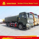 Sinotrck 20m3 6X4 Golden Prince Water Sprinkler Tank Truck