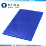 100% Virgin Material Poly Carbonate Hollow Panel for Roofing