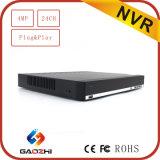 4MP Onvif P2p 24CH Network DVR