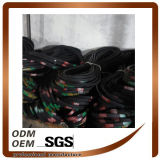 Rubber Power Transmission Belt with Steel Rope