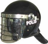 Riot Helmet with ABS Material for Policemen (FBK-5L-317)