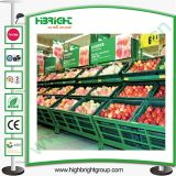 New Design Vegetable Display Stand and Fruit Racks