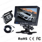7 Inch TFT LCD Monitor Back up Camera System