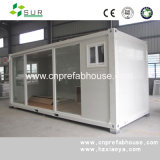 Container Living Home with Big Window