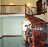 Wrought Iron Staircase, Iron Handrail/ Railing