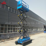 8m Self Propelled Mobile Electric Lift Platform for Aerial Working