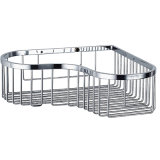 Bathroom Accessories Single Bath Rack in Stainless Steel