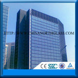 High Quality Tempered Curved Laminated Glass for Building Glass