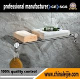 High Quality Stainless Steel Towel Rack for Bathroom (Lj55001