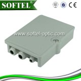 12 Core Plastic Professional Terminal Box Use for FTTH