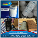 Oil Filter and Air Filter with Brand (Volvo, Perkins, Iveco)