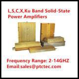 L, S, C, X, Ku Band Solid-State Power Amplifiers