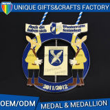 Customer Color Sport Medallions Olympic Medal Metal