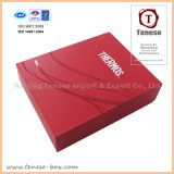 Promotion Red Offset Printing Paper Gift Boxes