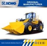 XCMG Official Manufacturer 8ton Lw800K-LNG Wheel Loader
