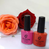 Harmless Lustrous Excellent Toughness No Irritating Smell Gel Polish with 134 Colors