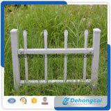 Wrought Iron Garden Fence Design