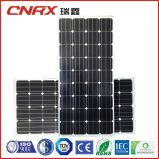 170W A Grade Cell High Efficiency Mono Solar Panel with TUV Ce