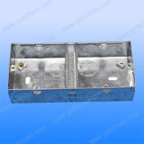 Types of Electric Metal Steel Switch Box