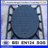 Composite Fiberglass SMC BMC Manhole Cover Frame with Cheaper Price