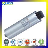 Supercap Single Phase 400V 5kvar Cylinder Polyester Film Capacitor