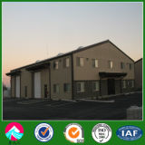 Prefabricated Industrial, Commercial and Residential Steel Structure Building