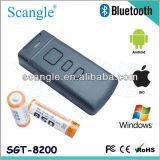 Bluetooth Barcode Scanner, Barcode Reader (SGT-8200)