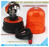 Hot! Best Price Good Quality Magnetic Mounting Revolving Beacon Light/ Strobe Warning Light /Halogen Rotating Lamp