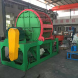 Waste Tire Recycling Cutting Machine for Making Rubber Powder