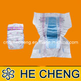 China OEM Sleepy Disposable Baby Diaper Manufacturer