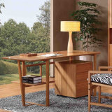 Bamboo Student Desk Set with Chair