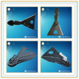 Cast Steel Trailer a-Frame Couplers, Welded a-Frame Couplers for Trailer