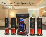 Live Sound Big Bass Multimedia 5.1 Home Theater Speaker System (DM-6566)