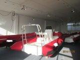 China Liya 17ft Semi-Rigid Inflatable Boat Hypalon Rigid Inflatable Boat