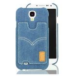 Personalized Jeans Brushed with Pocket Phone Case for Samsung