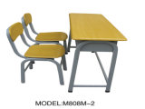 Double Desk/Table Classroom Furniture (M808M-2)
