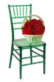 China Green Crystal Clear Tiffany Chiavari Chair Wedding Chiavari Chair