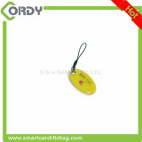 Waterproof 13.56MHz mini NFC Key Tag epoxy tag