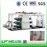 Ytb-61000 Six-Color High Performance Shopping Bag Flexo Printing Machinery