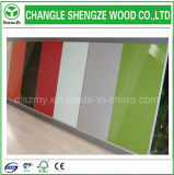 UV Coated 18mm Thick MDF Board for Kitchen Cabinet