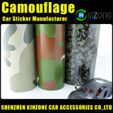 Camouflage Vinyl Rolls Wholesale Car Wrap Vinyl Sticker Forest Color Camouflage