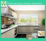 Modern Style PVC Finish Door Home Furniture Kitchen Design