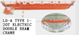 Electric Double Beam Crane (LD-A TYPE 1-20T)