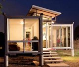 Prefabricated Shipping Container House/Homes
