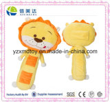 Lion Seat Belt Pet Toys