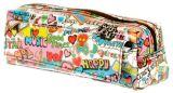 Fashion PVC Children Sumlimation Print ED Pencil Case