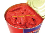 Fresh Red Double Concentrated Canned Tomato Paste Tomato Sauce