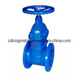 Cast Iron 125lbs Non-Rising Stem Flanges End Gate Valve